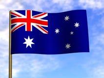 Flag stock illustration