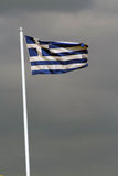 Flag. Greek Flag Royalty Free Stock Photography