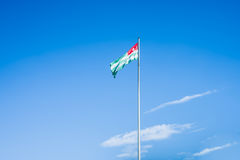 The flag of Abkhazia Royalty Free Stock Photos