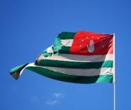Flag of Abkhazia Royalty Free Stock Photography