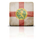 Flag Of Alderney Royalty Free Stock Photos