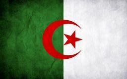 Flag of Algeria Royalty Free Stock Image