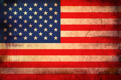 Flag of America Stock Images