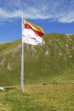 Flag of Austria Stock Images