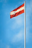 Flag Of Austria Stock Photo