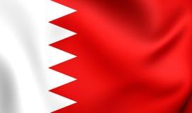 Flag of Bahrain Stock Images