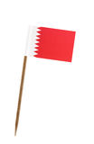 Flag of Bahrain Royalty Free Stock Images