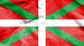 Flag of Basque Country. Stock Photo