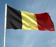 Flag of Belgium Royalty Free Stock Photography