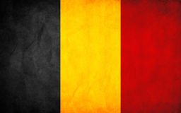 Flag of Belgium Royalty Free Stock Photos