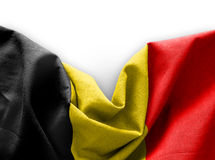 Flag of Belgium Royalty Free Stock Images