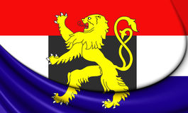 Flag of Benelux Royalty Free Stock Photos