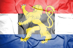 Flag of Benelux. Royalty Free Stock Images