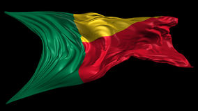 Flag of Benin Stock Images