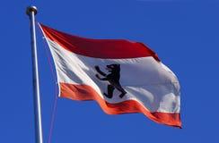 Flag of Berlin Stock Photos