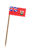 Flag of Bermuda Stock Images