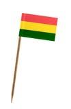 Flag of Bolivia Royalty Free Stock Photo