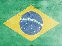 Flag of Brazil state Royalty Free Stock Image