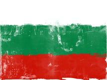 Flag of Bulgaria Stock Photos