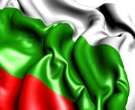 Flag of Bulgaria Royalty Free Stock Photos