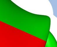 Flag of Bulgaria Royalty Free Stock Photography