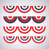 Flag Buntings Stock Image