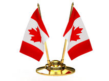 Flag of Canada Royalty Free Stock Images