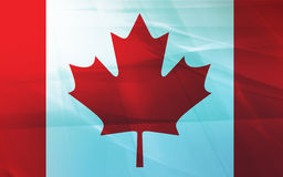 Flag of Canada Royalty Free Stock Image
