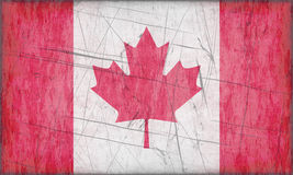 Flag of Canada. Great Image of the Flag of canada Stock Images