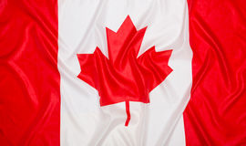 Canadian Flag of Canada Royalty Free Stock Image