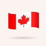 Flag of Canada Stock Photos