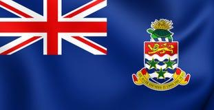 Flag of Cayman Islands Stock Photos