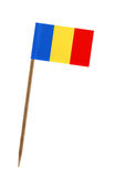 Flag of Chad Royalty Free Stock Photography