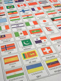 Flag Chart Abstract Stock Photography