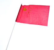 Flag of China Stock Image