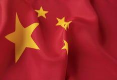 Flag of China Royalty Free Stock Image