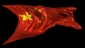 Flag of china Royalty Free Stock Photos