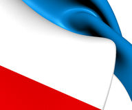 Flag of Crimea Stock Images