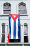 Flag of cuba Stock Photos