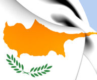 Flag of Cyprus Royalty Free Stock Image