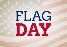 Flag day background Stock Photos