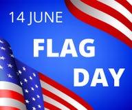 Flag Day Royalty Free Stock Photo