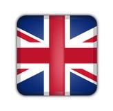 flag det förenade kungariket Royaltyfri Fotografi