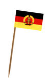 Flag of East Germany Stock Images