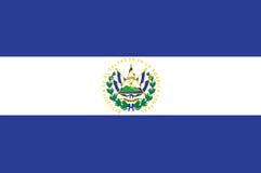 Flag-El Salvador Royalty Free Stock Photos