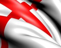 Flag of England Stock Photography