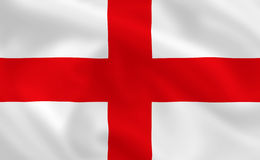 Flag of England Royalty Free Stock Image