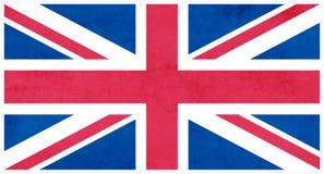Great Britain, United Kingdom flag. The flag of England background vector illustration