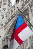 Episcopal Church flag Stock Image