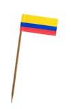 Flag of Equador Stock Photography